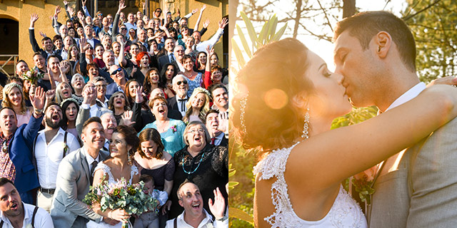 Top Billing features the wedding of Stefan Ludik and Anelle Bester 4