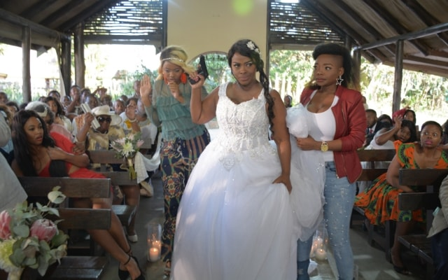Uzalo Wedding Top Billing MaNgcobo Dawn King Gun