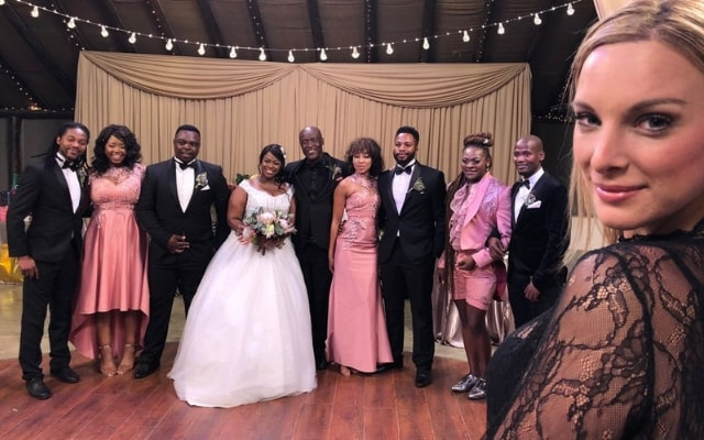 Wedding Uzalo Top Billing Jade Hubner