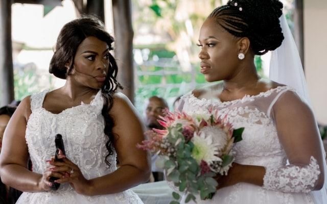 Uzalo Wedding Top Billing MaNgcobo Dawn King MaMlambo Gugu Gumede