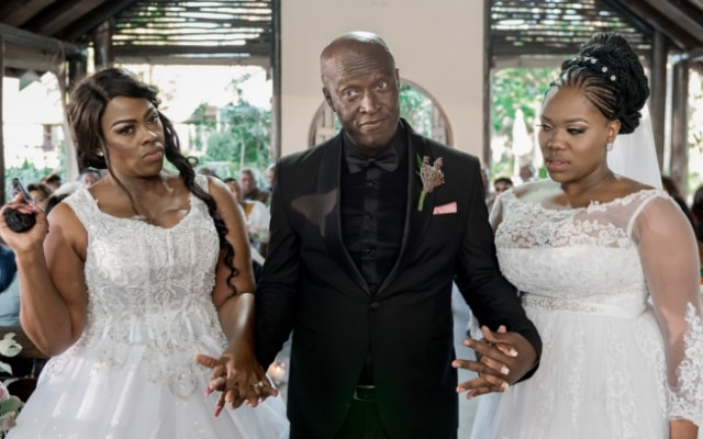 Uzalo Wedding Top Billing MaNgcobo Dawn King MaMlambo Gugu Gumede Nkunzi