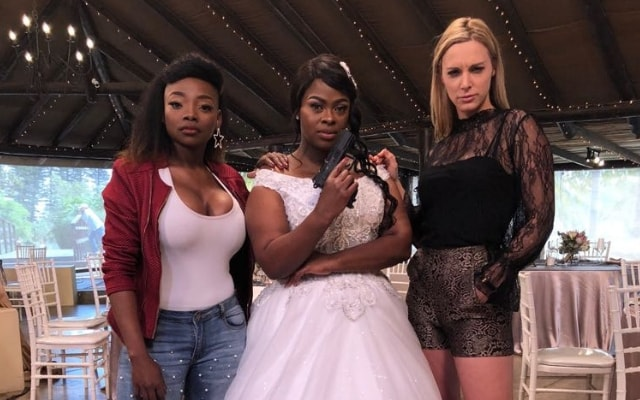 Uzalo Wedding Top Billing MaNgcobo Dawn King Jade Hubner