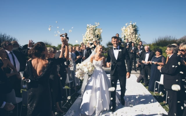 Top Billing JJ Engelbrecht wedding
