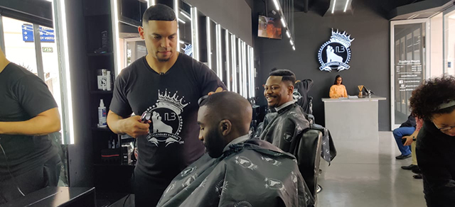 Top Billing meets the man behind Legends Barbershop