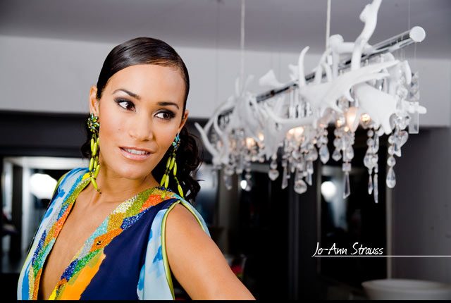 Top Billing Presenter Jo-Ann Strauss