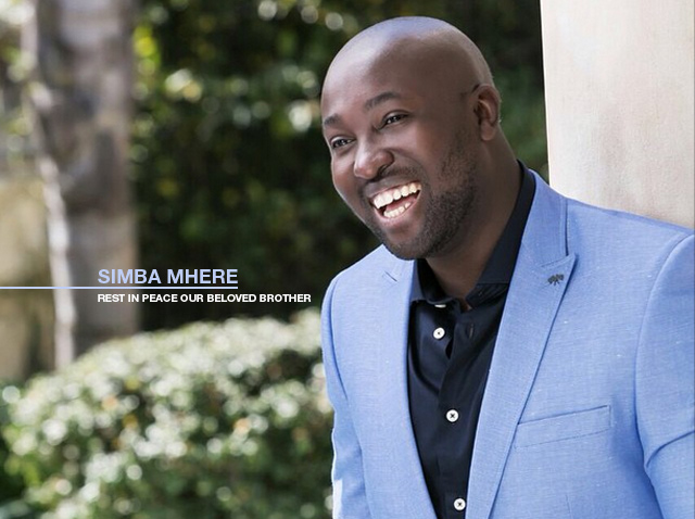 Top Billing Presenter Simba Mhere